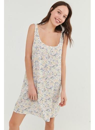 Penti Çok Renkli Spring Spa Elbise Renkli